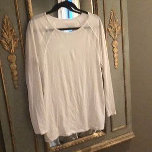 Lululemon Sheer Long Sleeve Top